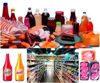 Site Alimentos e Bebidas